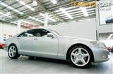 2007 Mercedes-Benz S500  221 07 Upgrade Sedan