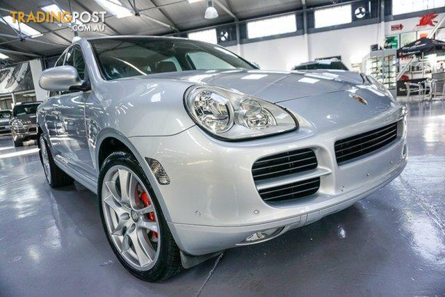 2005 porsche cayenne s wagon for sale in port melbourne vic 2005 porsche cayenne s wagon. Black Bedroom Furniture Sets. Home Design Ideas