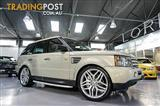 2007 Land Rover Range Rover Sport 4.2 S/C MY07 Wagon