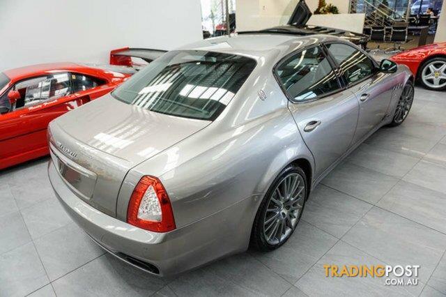2010 Maserati Quattroporte Sport Gts Sedan For Sale In Port