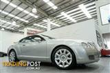 2004 Bentley Continental GT many extras Coupe
