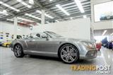 2015 Bentley Continental GTC V8 S 3W MY16 Convertible