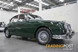 """1965 Jaguar MK II 3.4 and space"""". When you drive this amazing Jaguar you are amazed by how similar it drives to today's modern cars Sedan"""