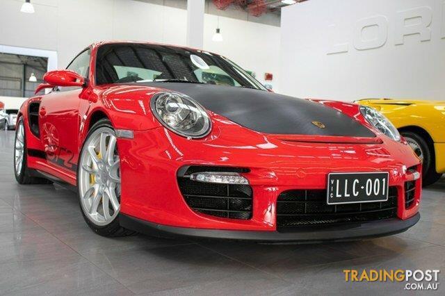 2008 Porsche 911 Gt2 997 Coupe For Sale In Port Melbourne Vic 2008