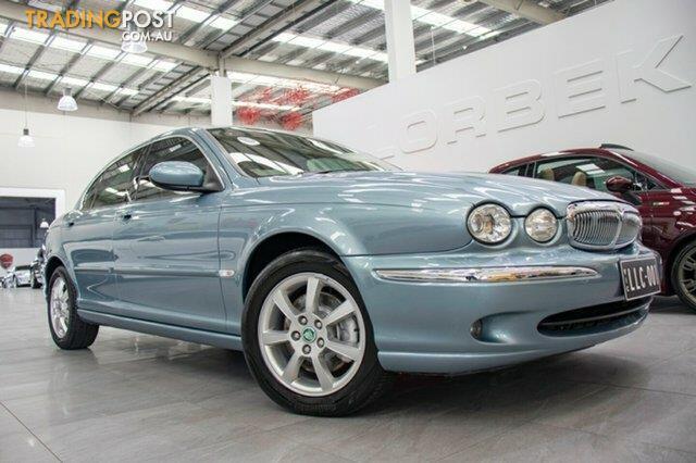 2004 Jaguar X Type SE Sedan