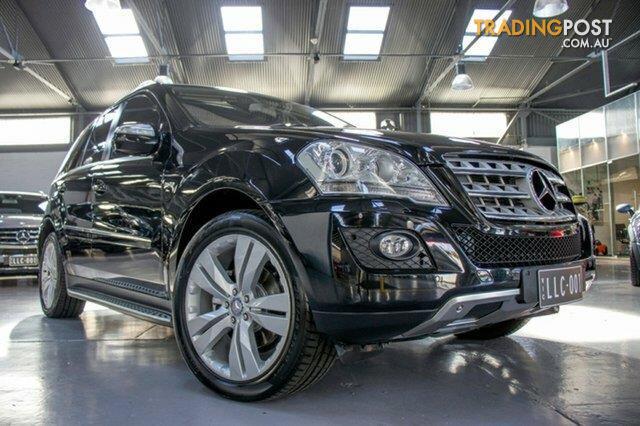 2010 Mercedes Benz ML 350 CDI (4x4) W164 09 Upgrade Wagon