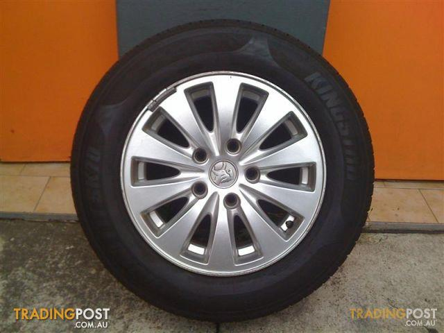 Holden Vz Acclaim 15 Inch Genuine Alloy Wheels For Sale In