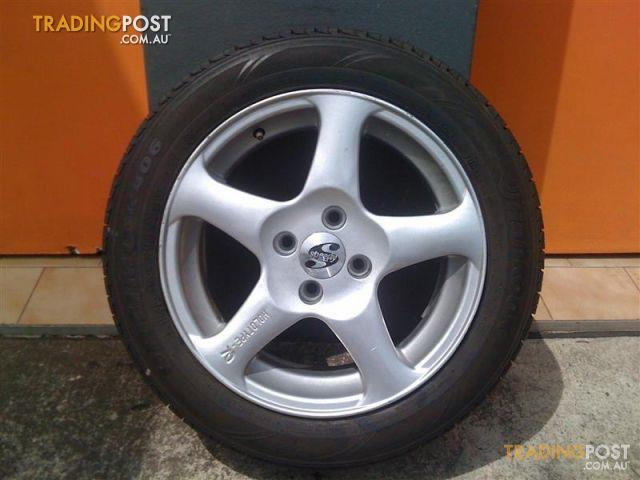 speedy holotype r 15 inch alloy wheels for sale in carramar nsw speedy holotype r 15 inch. Black Bedroom Furniture Sets. Home Design Ideas