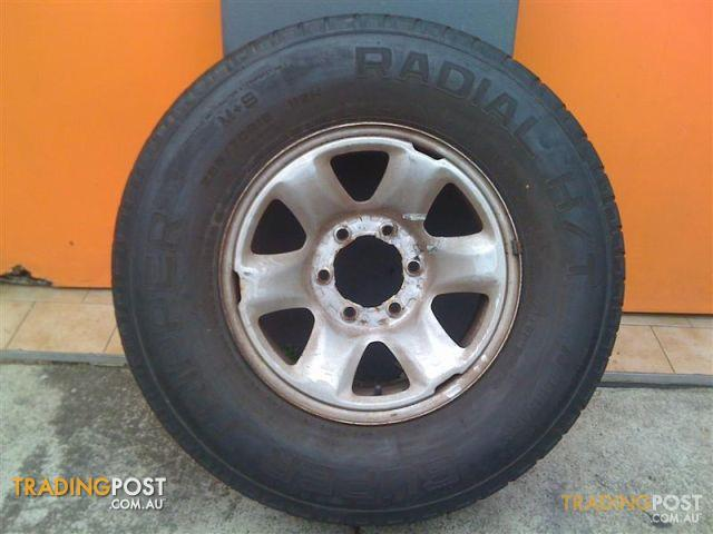 TOYOTA-PRADO-16-INCH-GENUINE-STEEL-RIMS