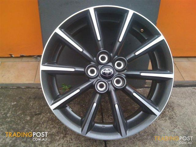 Toyota 86 Gt 16 Inch Genuine Alloy Wheels Wheels Only