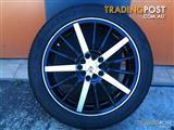 EYE SPORTS 17 INCH ALLOY WHEELS