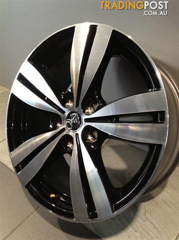 HOLDEN-VF-SS-STORM-18-INH-GENUINE-ALLOY-WHEELS