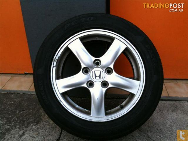 Honda Accord Euro 16 Inch Genuine Alloy Wheels For Sale In