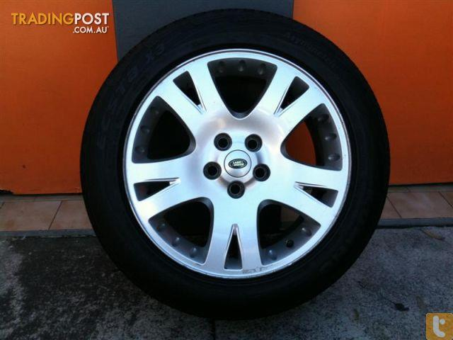 LAND ROVER SPORT 19 INCH GENUINE ALLOY WHEELS for sale in Carramar ...