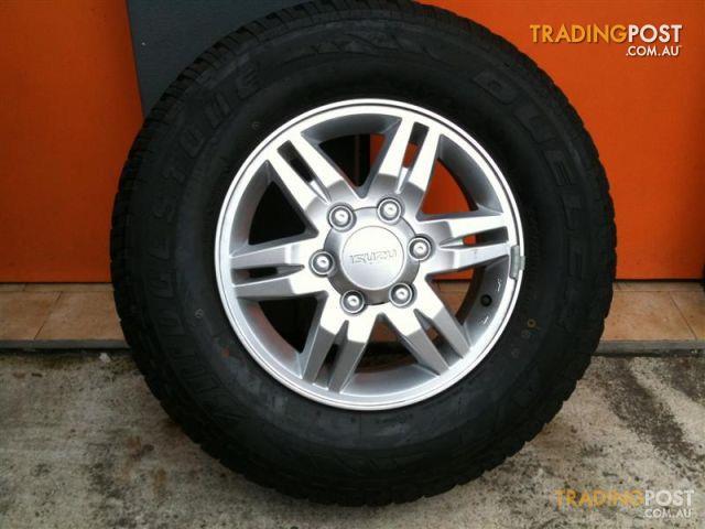 Isuzu D Max My11 16 Inch Genuine Alloy Wheels For Sale In