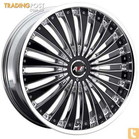 Mag Wheels Avenue 536 22 Inch Alloy Wheels For Sale In