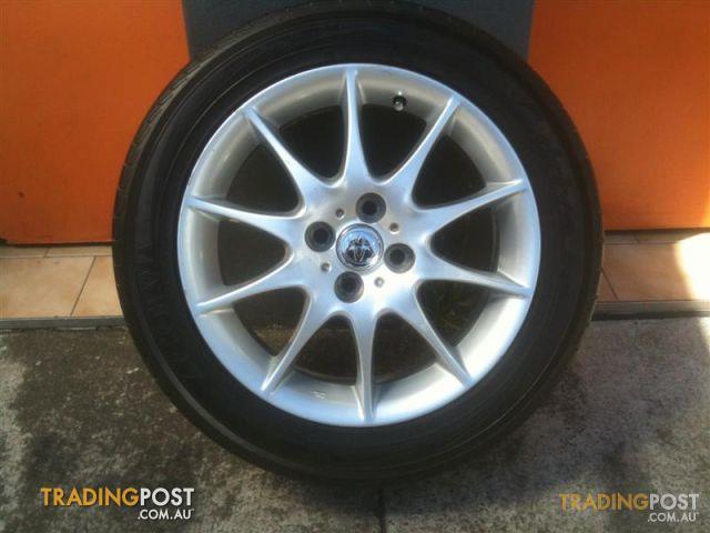 Toyota Corolla Sportivo 16 Inch Genuine Alloy Wheels For