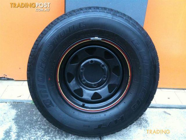 SUNRAISER STEEL 15 INCH ALLOY STEEL RIMS