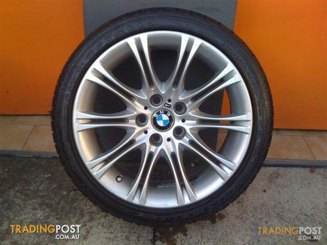 Bmw 530i M Sport 18 Inch Genuine Alloy Wheels