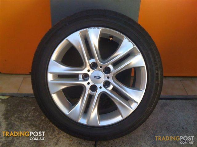 Ford Fg Xr6 17 Inch Genuine Alloy Wheels For Sale In