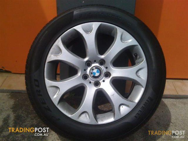 Bmw X5 My11 Luxury 19 Inch Stg Genuine Alloy Wheels