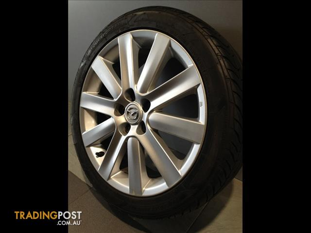 MAZDA-3-MPS-18-INCH-GENUINE-ALLOY-WHEELS-TYRES