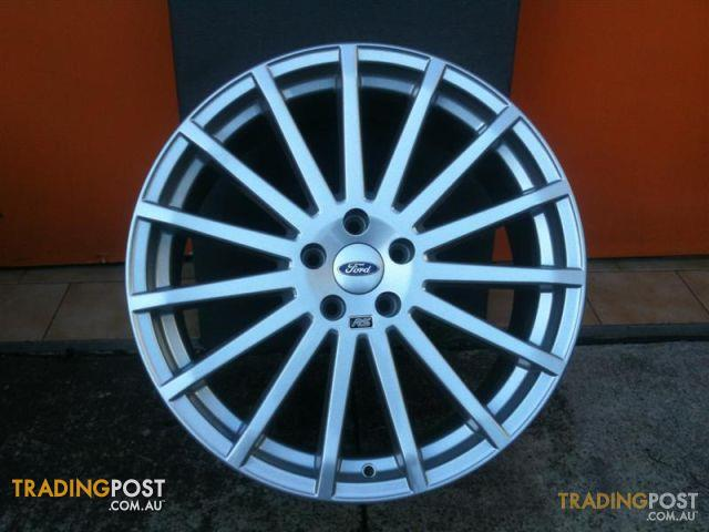 Ford Focus Wheels >> Ford Focus Rs 19 Inch Alloy Wheels Not Oem