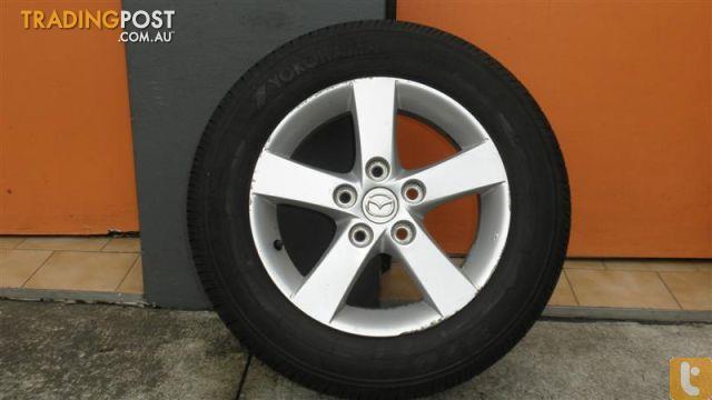 mazda 3 15 inch genuine alloy wheels for sale in carramar nsw mazda 3 15 inch genuine alloy wheels. Black Bedroom Furniture Sets. Home Design Ideas