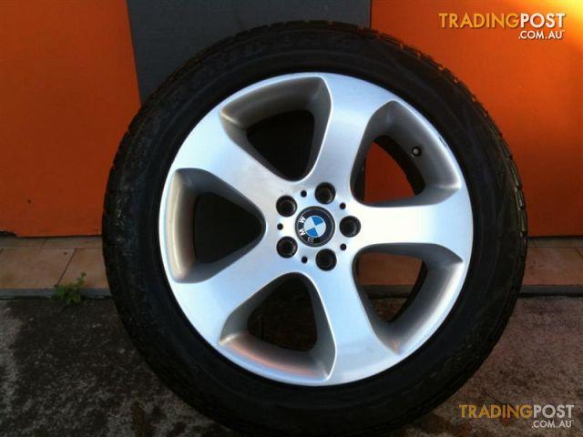 Bmw X5 Sport Luxury 19 Inch Stg Genuine Alloy Wheels