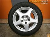 WHEELS & TYRES LEXUS GS300 16 INCH GENUINE ALLOYS