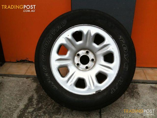 FORD TERRITORY 17 INCH GENUINE STEEL RIM For Sale In