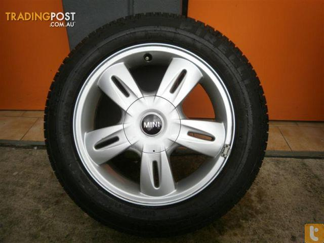 15 Inch Tires >> Wheels Tyres Mini Cooper 15 Inch Genuine Alloy