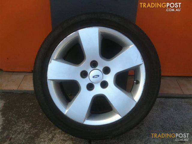 Ford Au Tickford 17 Inch Genuine Alloy Wheels For Sale In