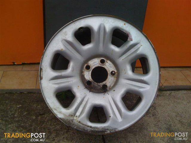 Ford Territory 17 Inch Genuine Steel Rims For Sale In