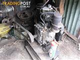 LOMBARDINI DIESEL ENGINE FOR IRRIGATION PUMP