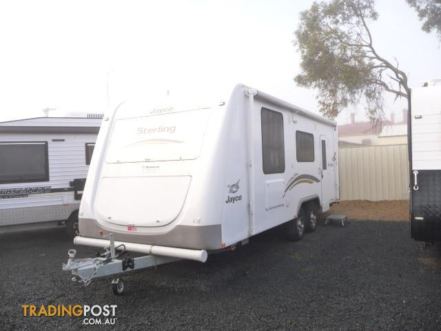 Simple CARAVAN JAYCO DOVE OUTBACK CAMPER TRAILER For Sale In Bayswater VIC
