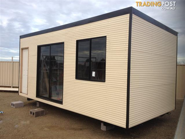 Portable Home Office Shed : Portable buildings granny flats and home offices for sale