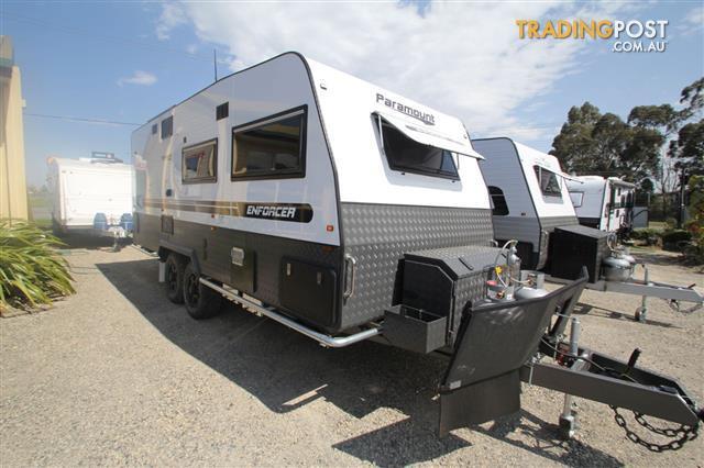 9a23e54bf1 19 6 Paramount Enforcer Family bunk caravan off road 4x4