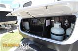 Jayco Journey outback 2014 17.55-4 pop top shower
