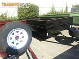 Brand New Box Trailer 8X5