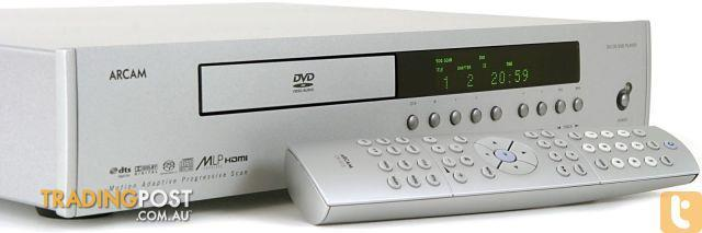 arcam dv135 dvd player for sale in prospect sa | arcam dv135 dvd