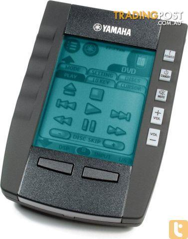 Yamaha rav 2000 learning remote at 70 off rrp for sale for Yamaha home theatre customer care number