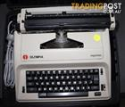 Olympia Reporter Typewriter