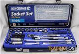 Kincrome 57 Piece Metric Socket Set - K2016