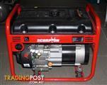 Scorpion SC2500 Petrol Generator