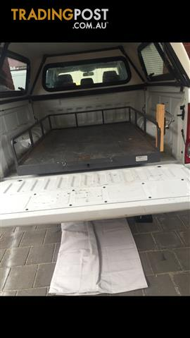 Sliding tray for trailer! Need it gone ASAP