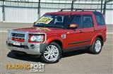 2012 Land Rover Discovery 4 SDV6 CommandShift SE Series 4 MY12 Wagon