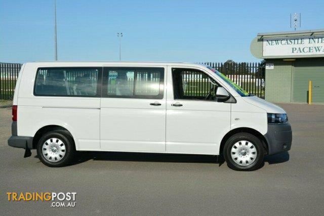 2011 Volkswagen Caravelle LWB DSG T5 MY11 Wagon