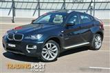 2013 BMW X6 xDrive30d Coupe Steptronic E71 LCI MY1112 Wagon