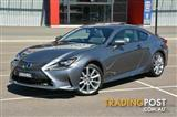 2015 Lexus RC RC350 Sports Luxury GSC10R Coupe